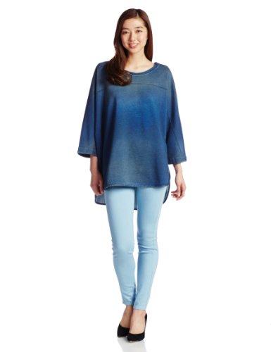 Diesel Women's F PEGASO Sweaters (S, Blue)