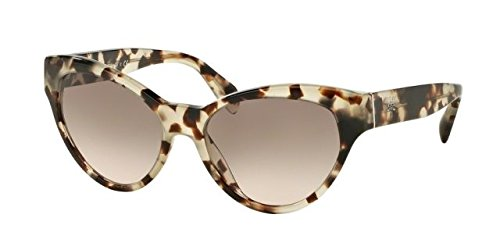Prada Women's Spotted Opal Brown/Rose Gradient Grey