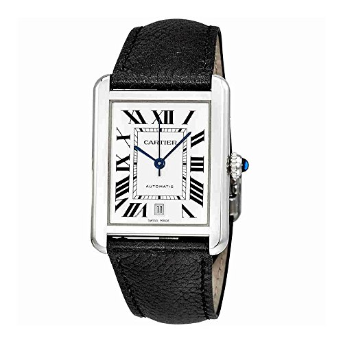 Cartier Tank Solo Automatic Mens Watch