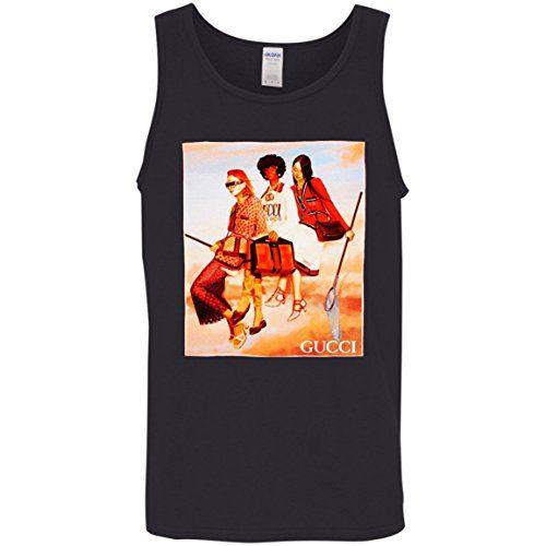 Gucci Shirt Hallucination Cotton Tank Top Gucci Shirt Hallucination Cotton Tank Top