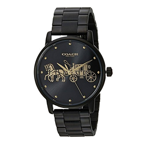 COACH Women's Grand - Black One Size