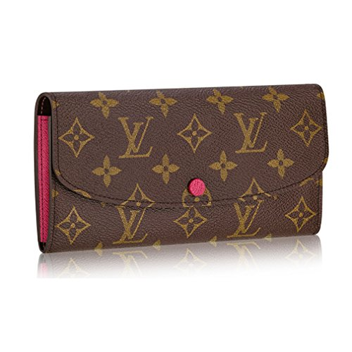 Louis Vuitton Monogram Canvas Monogram Canvas Emilie Wallet Article