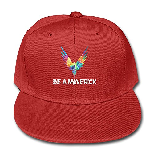 Kddcasdrin Be A Maverick Adjustable Cotton Baseball Cap for Children