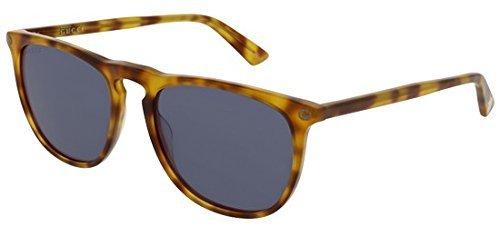 Sunglasses Gucci GG AVANA / BLUE / AVANA