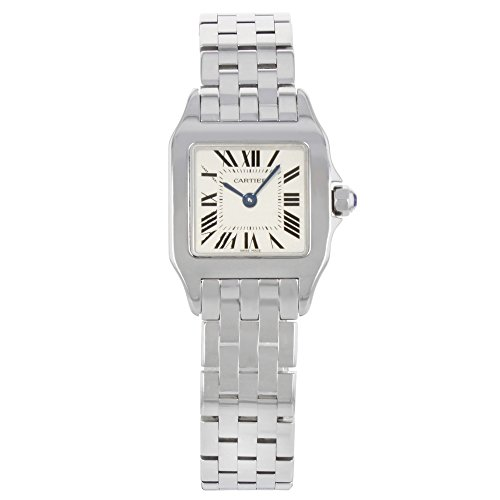 Cartier Santos Demoiselle quartz female Watch (Certified Pre-owned)