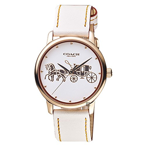 COACH Women's Grand - Chalk One Size
