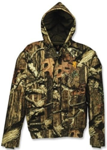 Browning Wasatch Hooded Insulated Jacket, Mossy Oak Break-Up Infinity, 3X-Large