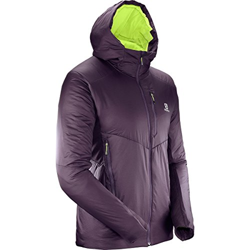 Salomon Men's Drifter Air Hoodie, Mavericks, Medium