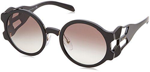 Prada Women's PR 13US Sunglasses 54mm