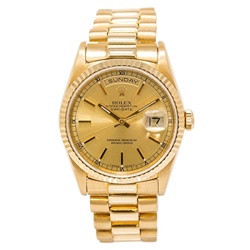 Rolex Day-Date swiss-automatic mens Watch (Certified Pre-owned)
