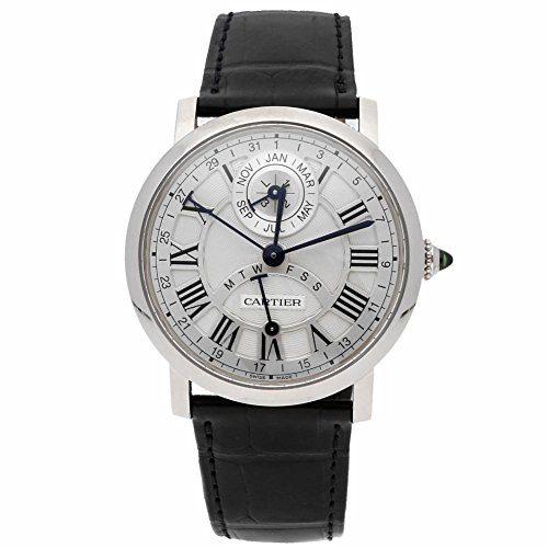 Cartier Rotonde de Cartier automatic-self-wind mens Watch (Certified Pre-owned)