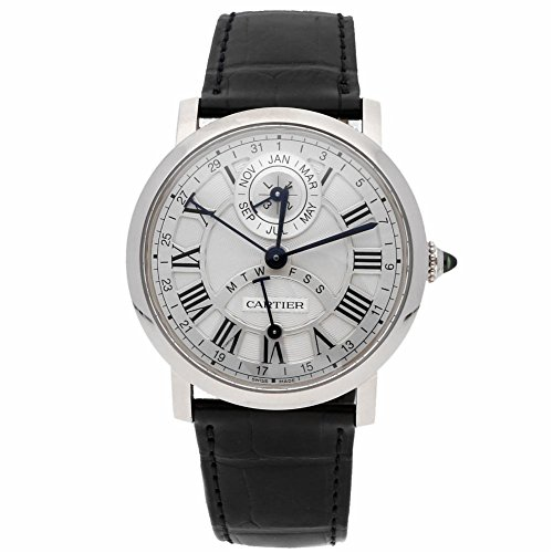 Cartier Rotonde de Cartier automatic-self-wind mens Watch (Certified Pre-owned)