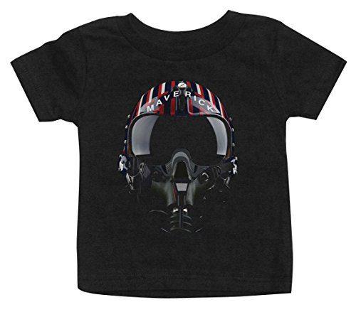 Maverick Top Gun Helmet Youth T-shirt (Large)