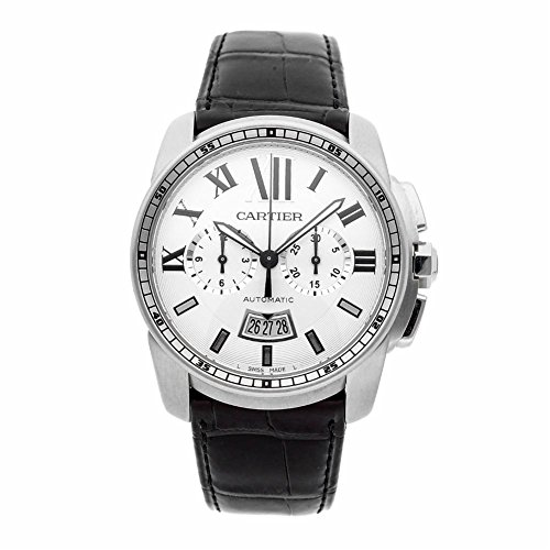 Cartier Calibre de Cartier automatic-self-wind mens Watch (Certified Pre-owned)