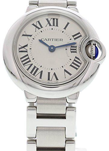 Cartier Ballon Bleu Quartz Female Watch (Certified Pre-Owned)