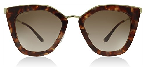 Prada Spotted Brown Pink Cats Eyes Sunglasses Lens Categor