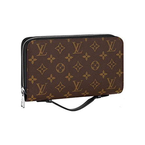 Louis Vuitton Monogram Portafoglio Zippy XL Wallet Made in France