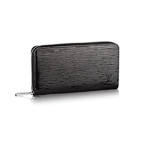 Authentic Louis Vuitton Epi Leather Zippy Wallet Article: M6007N