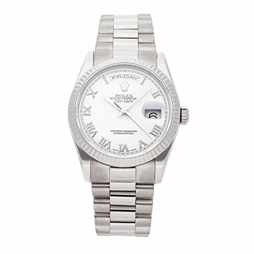 Rolex Day-Date automatic-self-wind mens Watch (Certified Pre-owned)