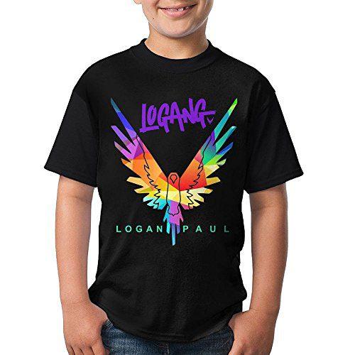 FOTNNRFK Logan-Paul-Maverick Fashion 3D Youth T T-Shirt