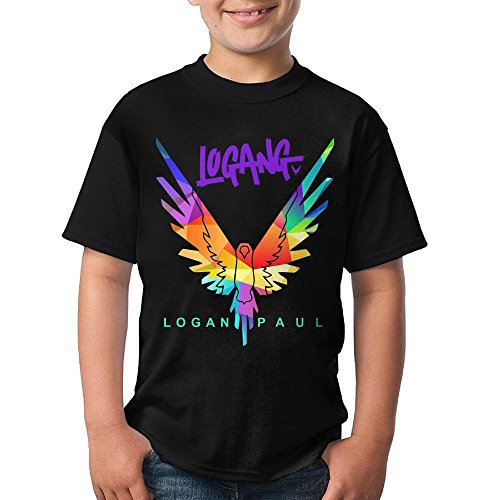 FOTNNRFK Logan-Paul-Maverick Fashion 3D Youth T T-Shirt