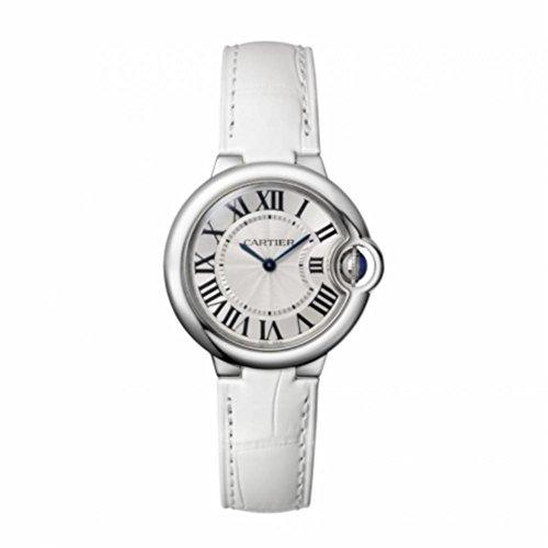 Cartier Ballon Bleu Swiss-Quartz Female Watch (Certified Pre-Owned)