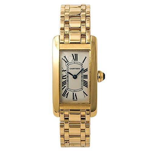 Cartier Tank Americaine Quartz Female Watch (Certified Pre-Owned)