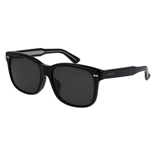 Sunglasses Gucci GG BLACK/GREY