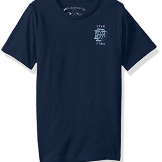 Buffalo by David Bitton Big Boys' Valy Tee Shirt, Whale, Medium (10/12)