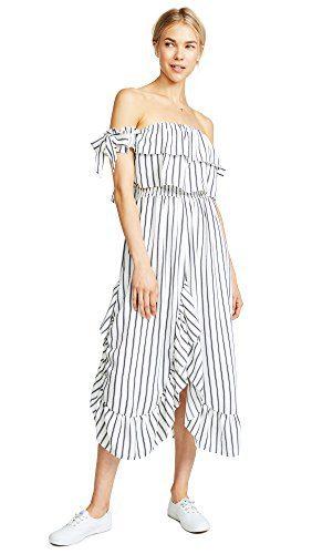 Misa Women's Rosa Dress, Multi, Large