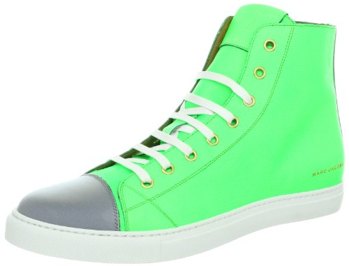 Marc Jacobs Men's High-Top,Green,44 EU/11 D(M) US