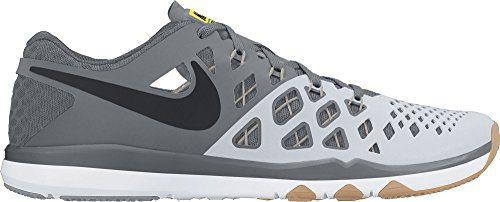NIKE Men's Train Speed 4 Training Shoe Pure Platinum/Black/Cool Grey Size 10.5 M US