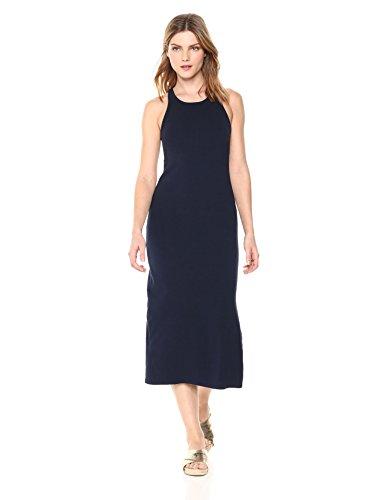 Stateside Women's Rib Body Con Dress, Navy, Extra Small