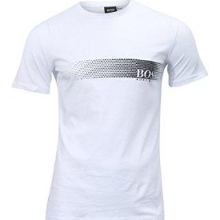Hugo Boss BOSS Men's T-Shirt RN, Open White, S