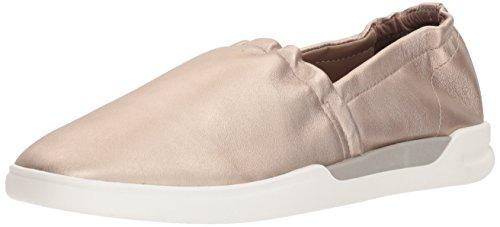 Donald J Pliner Women's Gene Sneaker, Platinum, 9 Medium US