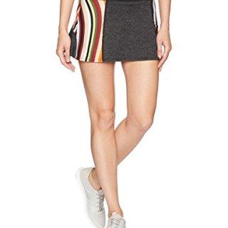 Trina Turk Recreation Women's La Floradita Tennis Skirt, Multi Colored, M