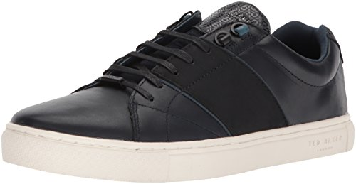 Ted Baker Men's Quana Sneaker, Dark Blue, 8 D(M) US