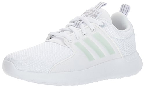 adidas Neo Men's CF Lite Racer Running Shoe,White/White/Grey Two,11 Medium US