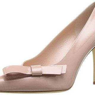 Kate Spade New York Women's Lamare Pump, Pale Pink, 8.5 M US