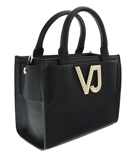 Versace Black Satchel for Womens