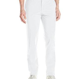 J.Lindeberg Men's M Ellott Reg Fit Micro Stretch, White, 30/32