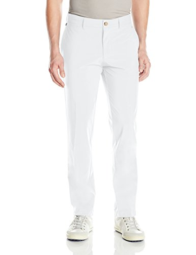 J.Lindeberg Men's M Ellott Reg Fit Micro Stretch, White, 30/32