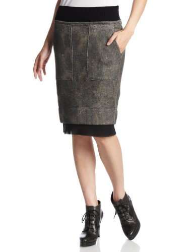 Diesel O VENUS Skirts Military/Green (Small)