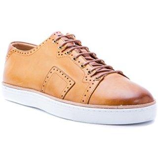 Robert Graham Marti Leather Sneaker, 10.5