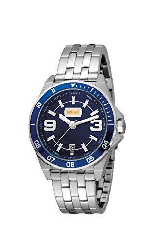Just Cavalli SPORT Men's Black Watch