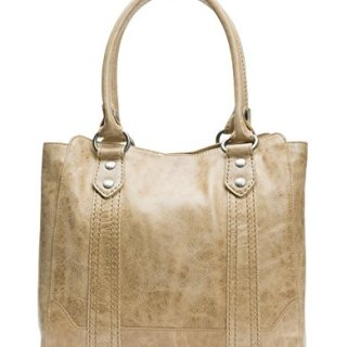 FRYE Melissa Tote Leather Handbag