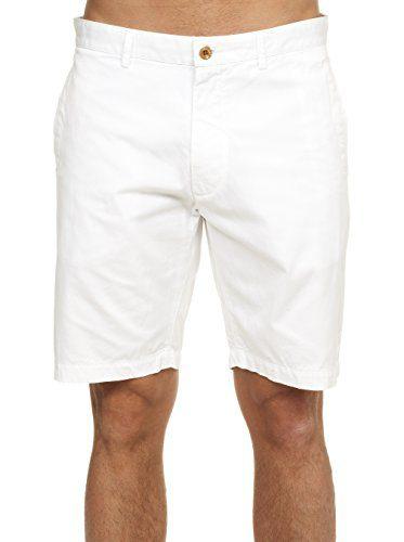 Robert Graham Marana Woven Short Light White 36