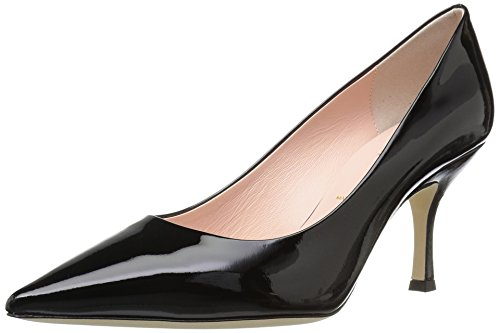Kate Spade New York Women's Sonia Pump, Black Patent, 7.5 M US