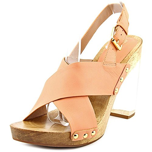 Trina Turk Penney Women US 8.5 Pink Sandals
