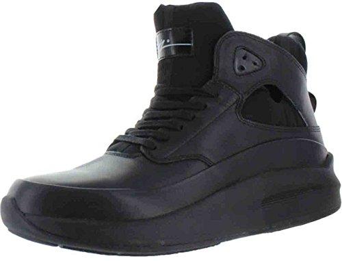 Article Number Nº Mens Mid-cut Sneakers Shoes Black (11)